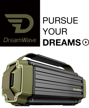 Dreamwave Portable Bluetooth Speaker